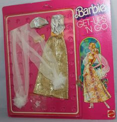 Barbie Get Up'N Go Clothing Fashion Outfit 9741   eBay
