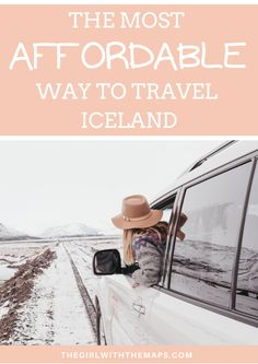 The most affordable way to travel Iceland is by campervan (and I would argue it's also the most fun). Are you looking for the best budget-friendly campervan in Iceland? Look no further! Iceland Photos, Iceland Travel Tips, Travel Destinations, Travel Europe, Ways To Travel, Travel Goals, Campervan, Van Life, Budget Travel