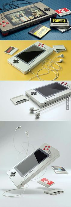 Would you get one? Gameboy 1Up Concept