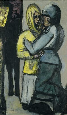 Max Beckmann- Leave-Taking,