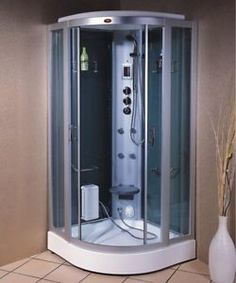 Find best quality of steam shower at the website of Homeward Bath.