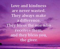 Love & Kindness