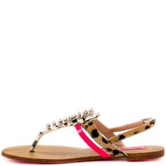 Betsey Johnson Corii - Fuchsia Multi
