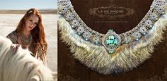 #Luxurious #Bohemian #Jewelry #Handmade #Necklace