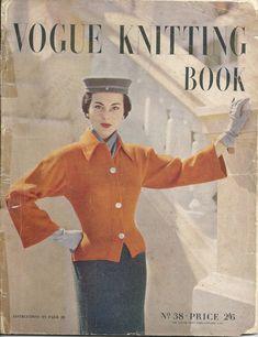 Vogue knitting magazine no. Vogue Knitting, Knitting Books, Vintage Knitting, Hand Knitting, Love Magazine, Fashion Magazine Cover, Fashion Cover, Magazine Covers, Vintage Vogue