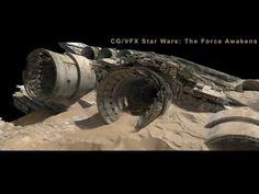 Making of Star Wars: Force Awakens - Breakdown - YouTube