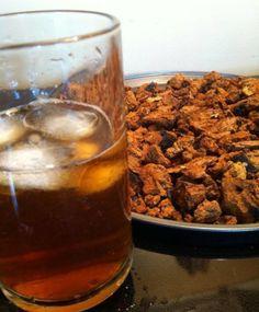 Chaga Ice tea