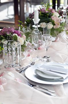Decor at Thaba Wedding Venues, Table Settings, Table Decorations, Weddings, Home Decor, Wedding Reception Venues, Homemade Home Decor, Wedding Places, Mariage