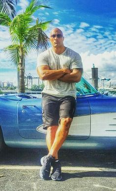 "My love ...""uncle handsome"" Dwayne Johnson!"