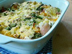 Provancei spárgás rakott krumpli recept Feta, Potato Salad, Potatoes, Ethnic Recipes, Contouring, Asparagus, Potato