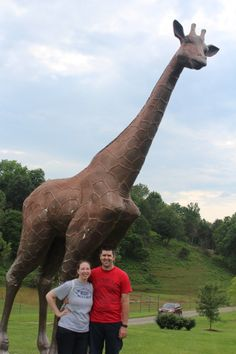 We made the drive up to the Virginia Safari Park at Natural Bridge and had the best time with some of our friends who adopted their son. #hopingtoadopt #openadoption #adoption