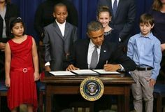 Children used as props.. reject President Obama`s Executive Orders on Gun Control!!