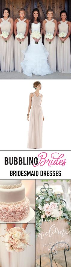 I'm BLUSHing over these gorgeous dresses.