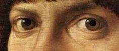 Antonello da Messina Le Condottiere (1474-1476), musée du Louvre, Paris.