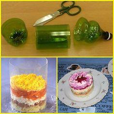 Простая идея для кухни: как заменить форму для салата