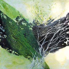 """Petra Wendelken, """"Atme"""" Mit einem Klick auf """"Als Kunstkarte versenden"""" versenden Sie kostenlos dieses Werk Ihren Freunden und Bekannten."""