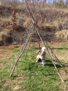 tepee for the #kids