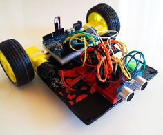 Arduino : How To Build Android Controlled Robot Via Bluetooth