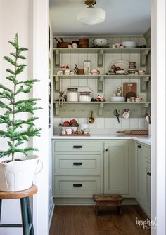 Bulters Pantry, Pantry Room, Pantry Ideas, Pantry Interior, Room Interior, Interior Ideas, Pantry Lighting, Vintage Pantry, Small Cottage Homes