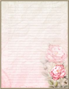 Printable Stationary 1 - CreativeReflections