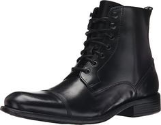 Kenneth Cole New Men's Shoes, Shoe Boots, Dress Shoes, Leather Ankle Boots, Combat Boots, Fashion Boots, Mens Fashion, Rugged Style, Elements Of Style