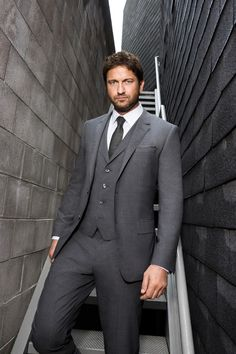 Gerard Butler is a Boss Scot - GQ.COM (UK)
