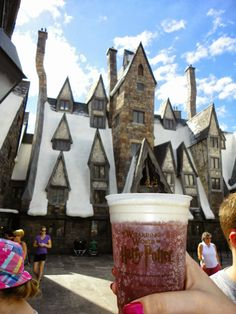 My Disney Life: Butterbeer at the Wizarding World of Harry Potter
