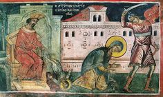 Full of Grace and Truth: Sts. Cyricus and Julita the Martyrs of Tarsus