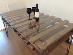 Unique DIY Projects to You can use to make Stylish furniture from Wooden Pallets