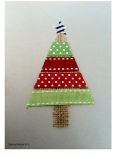 Handmade christmas cards  Use the quilt rolling cutter???