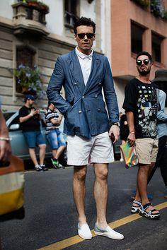 On the Street…Via Fogazzaro, Milan