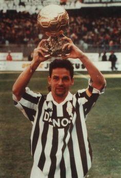 Roberto Baggio. Top Player 1993