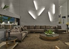 Arandela SIMPLE / Design de interiores: Ney Lima Fotografia: Jomar Bragança #iluminacao #lightingdesign #LightDesignExporlux #arquitetura #designinteriores #decoracao #arandelas #MostraLíder