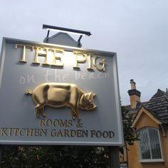 The Pig on the Beach