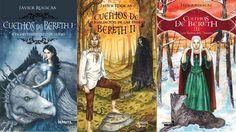 """Pergamino de Historias: Reseña: Trilogía """"Cuentos de Bereth"""" de Javier Ruescas"""