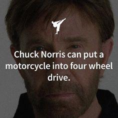 "Chuck Norris Humor ""#chucknorris #chuckjokes #chucknorrisjokes #chuckfacts #chucknorrisfacts #jokes #funny #laughs #lmao #rofl #lol #likeaboss #respect #badass double tap if…"""