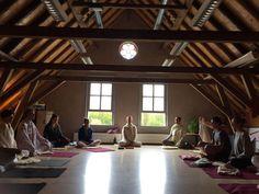 Kundalini Yoga (woensdag 9.30u en zondag 10.30u)   buurtboerderij.nl