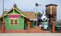 The Lomita Railroad Museum, Lomita, Ca