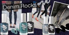 vernis à ongles non toxiques 4 free flacon 12,6ml - 13,50€ #nails #rock #vernis #PritiNYC www.officina-paris.fr