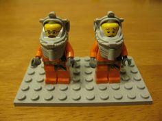 Breaking Bad in Lego