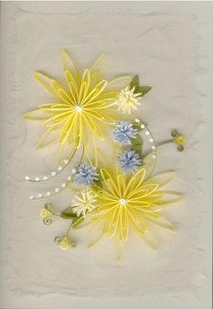 husked daises by Judy Hansen (JQuills)