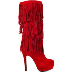 Burlesque heels Red brand heels Mojo Moxy