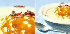 Кулинария как искусство или миниатюрный мир Пьера Жавеля и Акико Ида - Ярмарка…