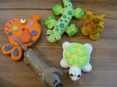Image result for clay candy art for kids