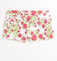 Floral Shorts  #bullheadblack #pacsun