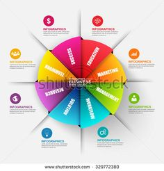 Graph Origami Vector Stock Photos, Images, & Pictures | Shutterstock