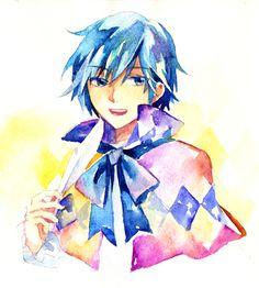 kaito shion | Tumblr Vocaloid Kaito, Kaito Shion, Hatsune Miku Project Diva, Mikuo, Anime Boyfriend, Drawing Reference, Cool Art, Anime Art, Pokemon