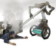 Image result for robots for dangerous tasks