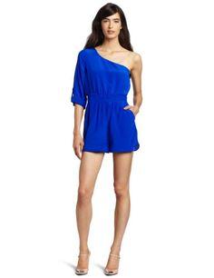 532682c54873 Amazon.com  Charlie Jade Women s Jessie Romper  Clothing Charlie Jade