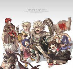 Ragnarök Online Images and Videos Game Character Design, Character Art, Ragnarok Class, Ragnarok Online 2, Ragnarok Characters, Guild Wars, Video Game Characters, Online Art Gallery, Art Pictures